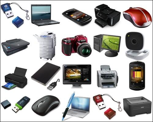 Иконки Devices Printers 2