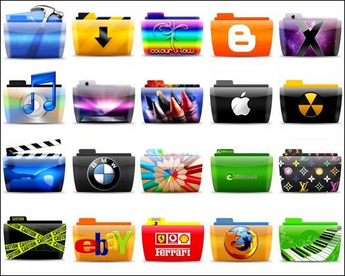 Иконки Folder 1.1