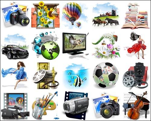 Иконки My se7en Icons