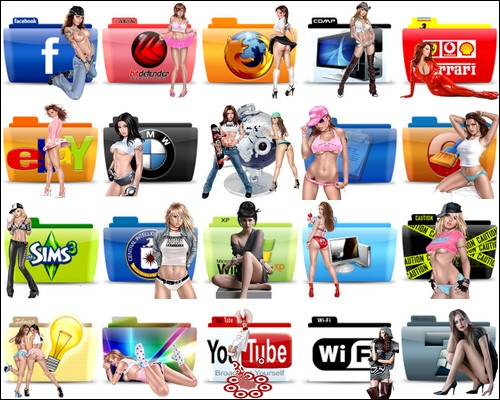 Иконки SeXsi Icons 2