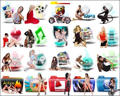 Иконки SeXsi Icons