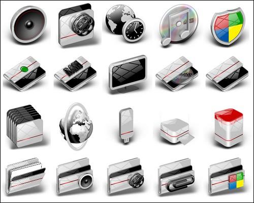 Иконки Simplicityod icons