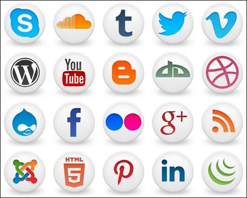 Иконки BL-social