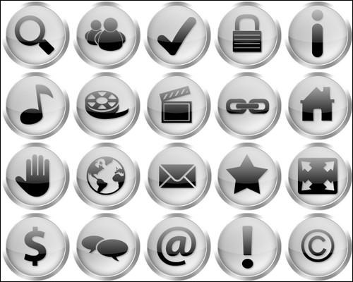 Иконки Website icons