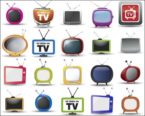 Иконки TV icons